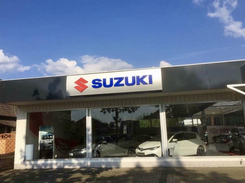 Suzuki in Ahaus