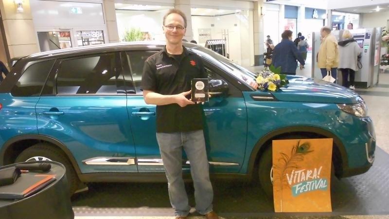Vitara - Gewinner 2016
