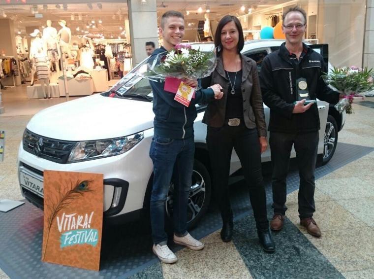 Vitara - Gewinner 2015