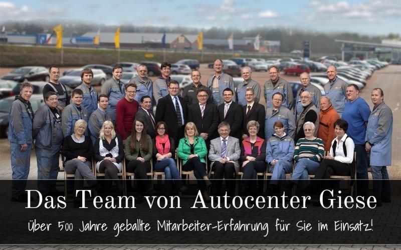 Das Team von Autocenter Giese