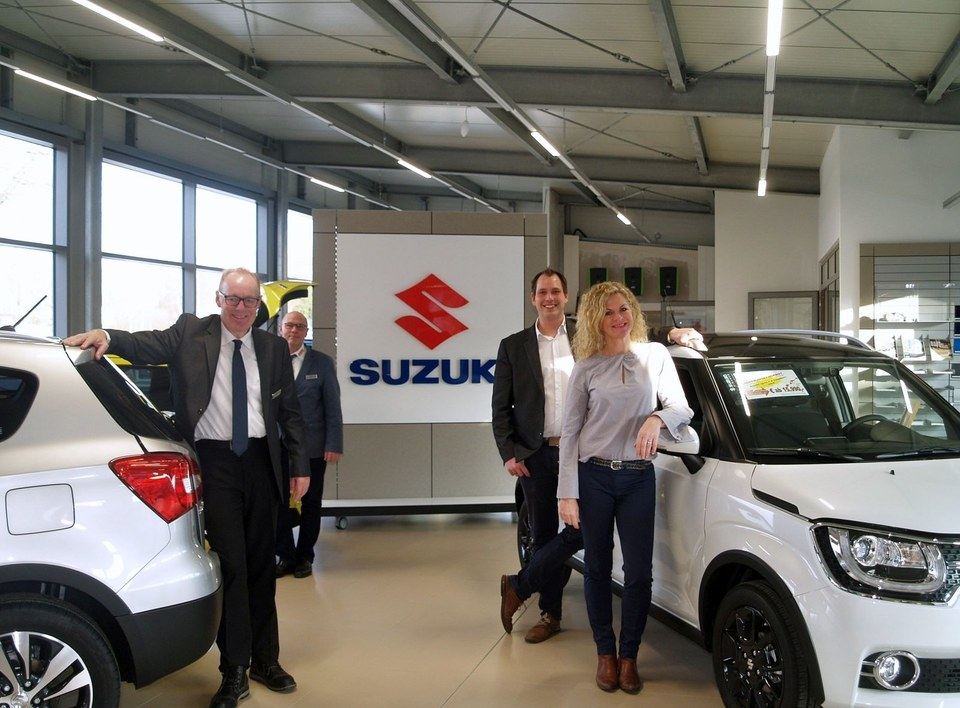 Unser Suzuki-Verkaufsteam