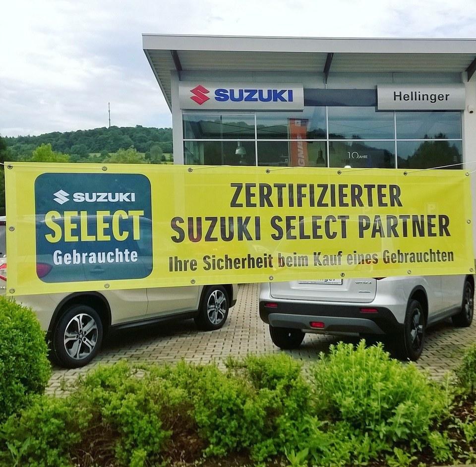 Suzuki Select Partner