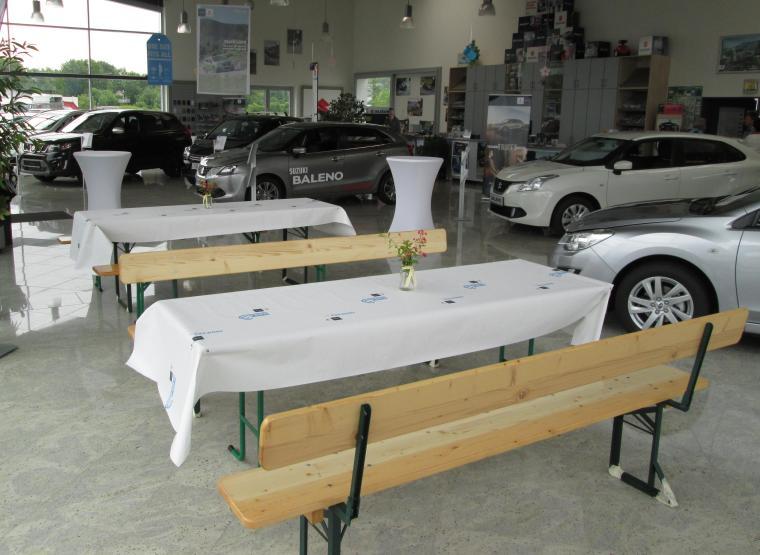 Suzuki Baleno Einführung