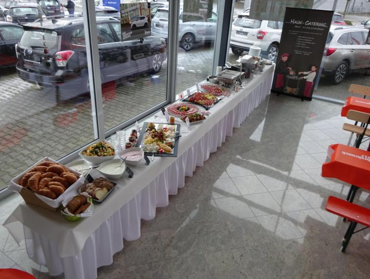 Neujahrsbrunch 2017 & Premiere Suzuki Ignis