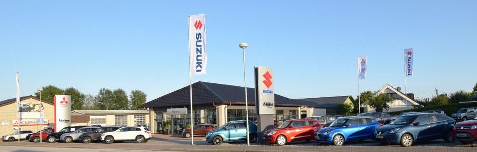 Autohaus Henken - Suzuki und Mitsubishi in Treia.