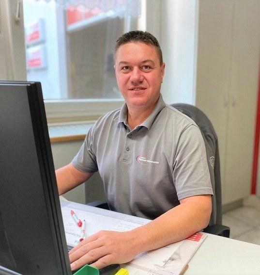 Marcel Thiel, Betriebsleiter