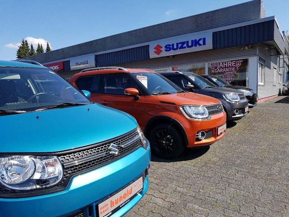 Aussen Suzuki 2019