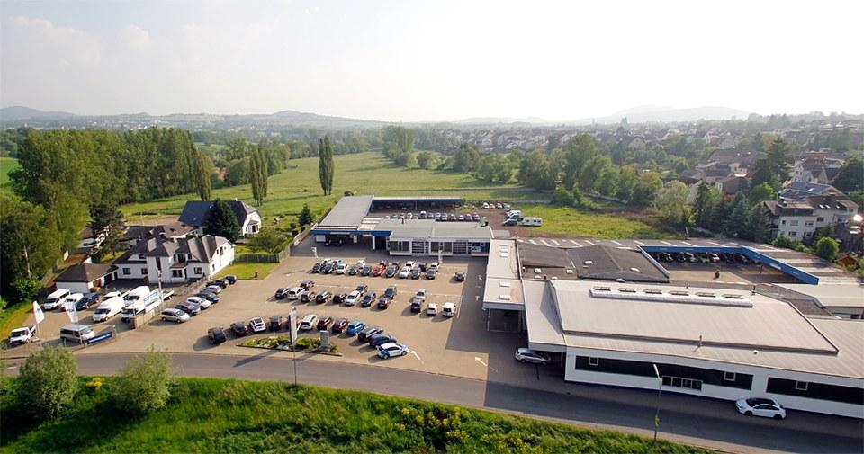 AUTOHAUS IBALD GMBHIhr neuer Suzuki Partner in Andernach