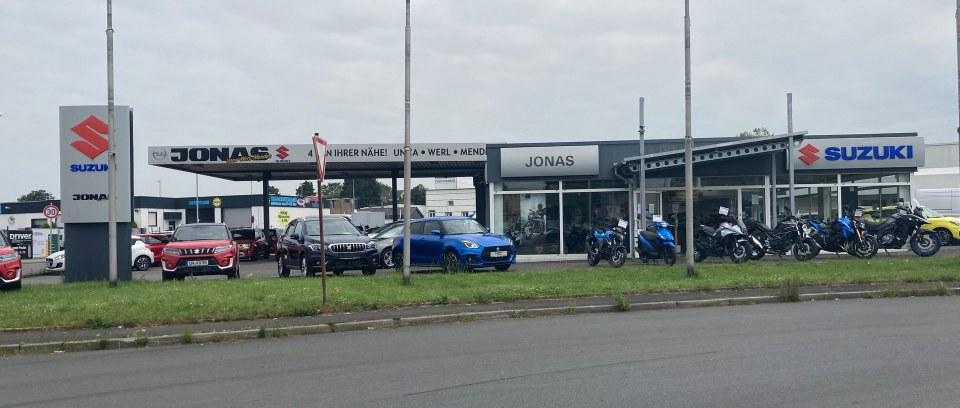 Herzlich Willkommen bei Suzuki Jonas