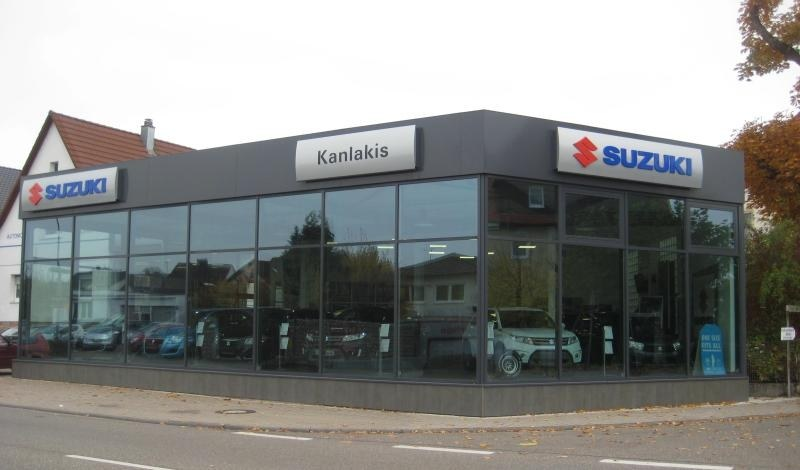Fast 30 Jahre Suzuki Vertragspartner