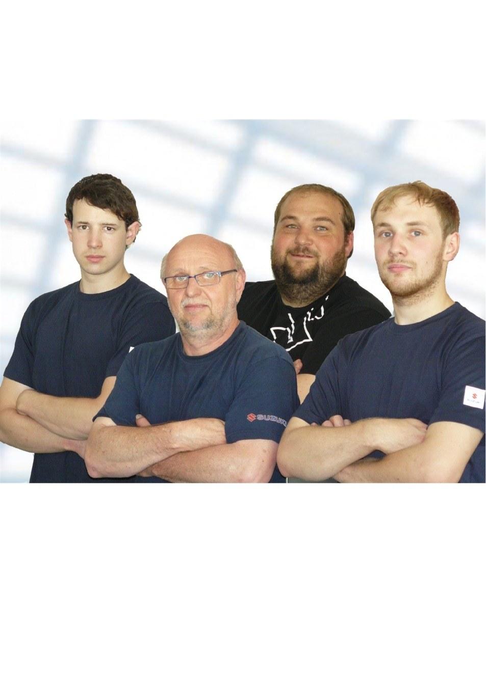 Team Kaufmann