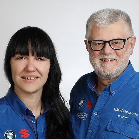 Jessica Wintrich und Michael Kautz