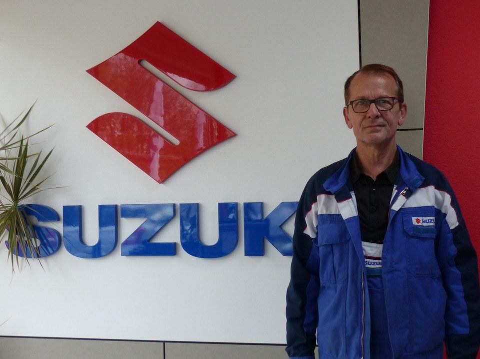 Der neue Suzuki Swift Frontansicht