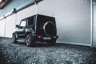 Jimny Black Edition