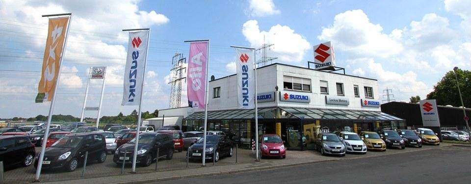 Suzuki Standort Wesel