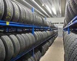 Reifen fachgerecht eingelagert 10 Euro für 4 Stk.