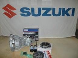 Schaltgetriebe im Austausch für alle SUZUKI Modelle