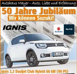 Suzuki Ignis 1.2 Club Hybrid
