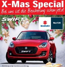 Suzuki Swift 1.2 Club 66kW (90PS)