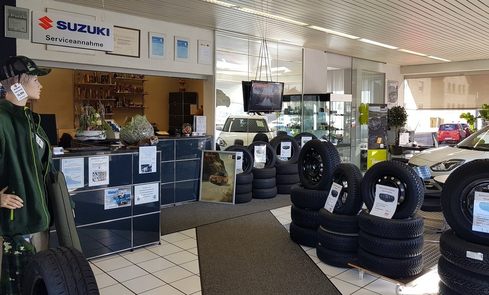 Service - Automobile Mayer GmbH & Co.KG