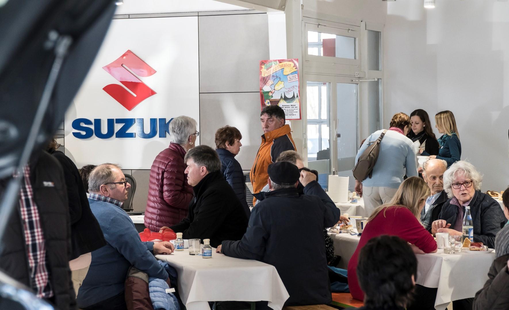 Gewerbestraßenfest 2017