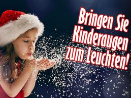 Mit dem Autohaus Meklenborg Kinderaugen zum Leuchten bringen!