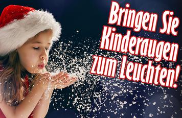 Bringen Sie mit dem Autohaus Meklenborg Kinderaugen zum Leuchten!