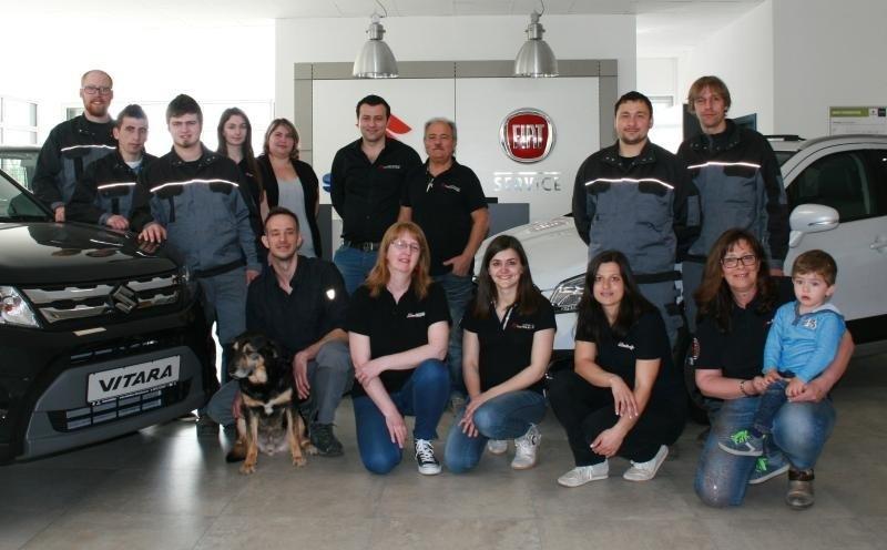 Ihr Team - Autohaus Monteleone GmbH