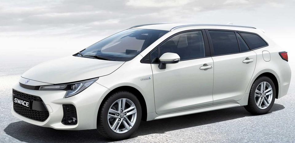 Suzuki Swace 1.8 Liter (72 KW) - Verbrauchswerte l/100 km: - außerorts 3,6 -3,8 / - innerorts 3,2 - 3,5 / - kombiniert 3,3 - 3,6 - CO2-Emission (kombiniert g/km) - 78 -86 - CO2-Effiziensklasse - A+ - Abgasnorm EURO 6 D - Temp Evap-ISC
