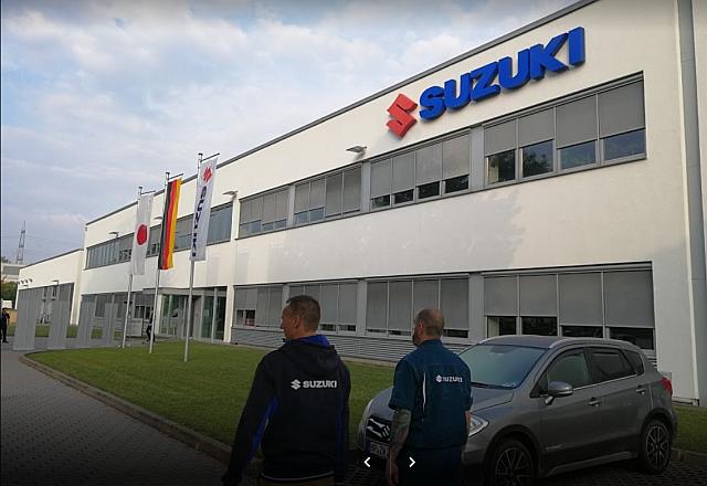 Suzuki Muster Haus