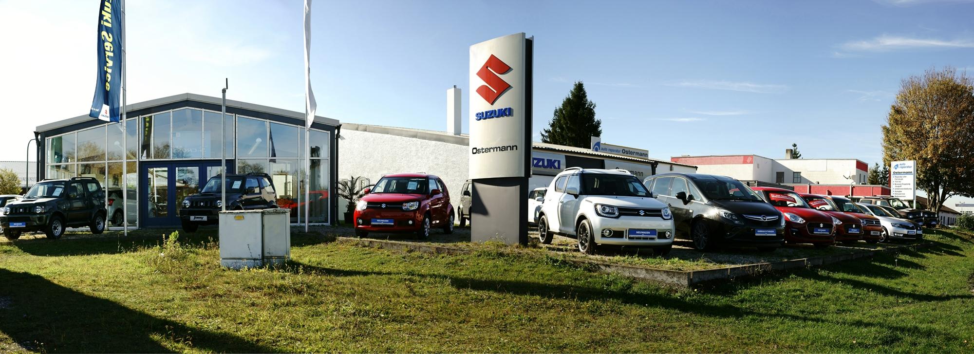 Suzuki Autohaus Ostermann