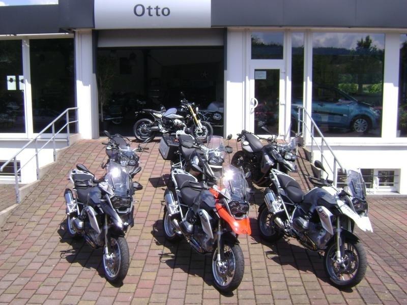 Motorradwerkstatt - Firma Werner Otto
