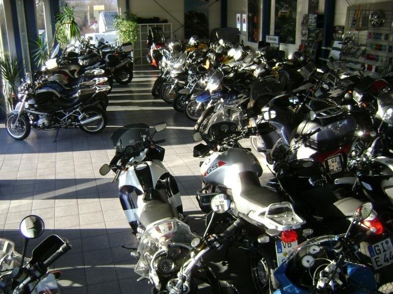 Motorradverkauf