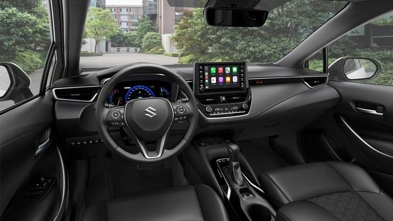 Suzuki Swace Innenraum