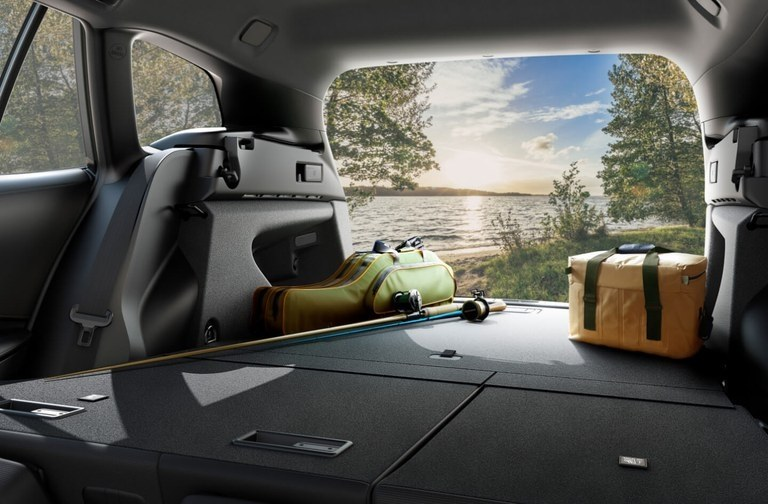 Suzuki Swace Kofferraum
