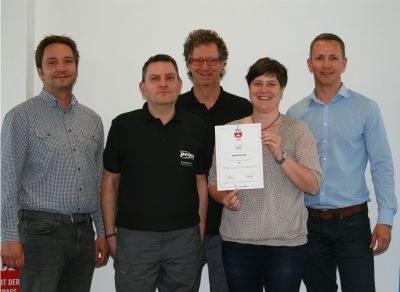 Erfurter Suzuki-Team unter Deutschlands Besten