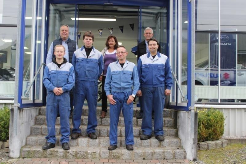 Allrad-Spezialisten im Sauerland