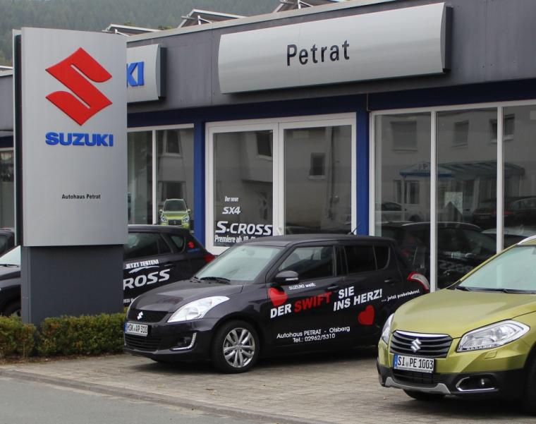 Autohaus Petrat GmbH & Co.KG