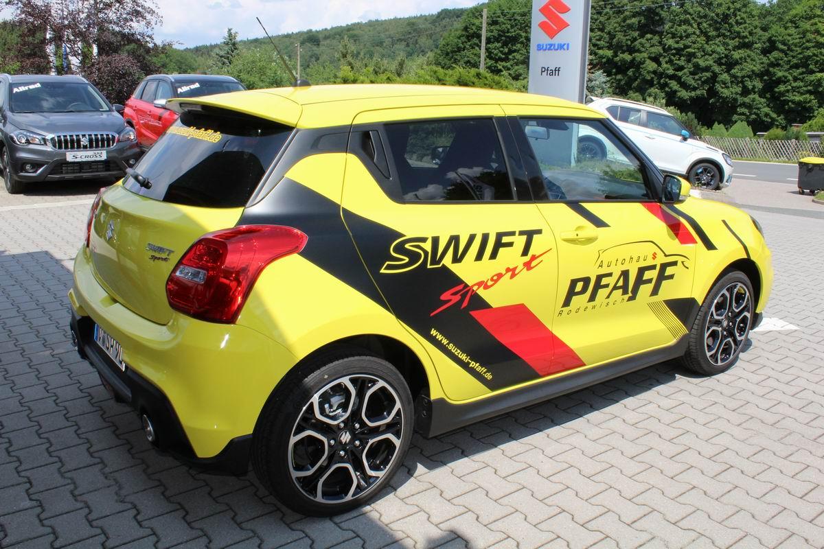 Swift Sport 1.4