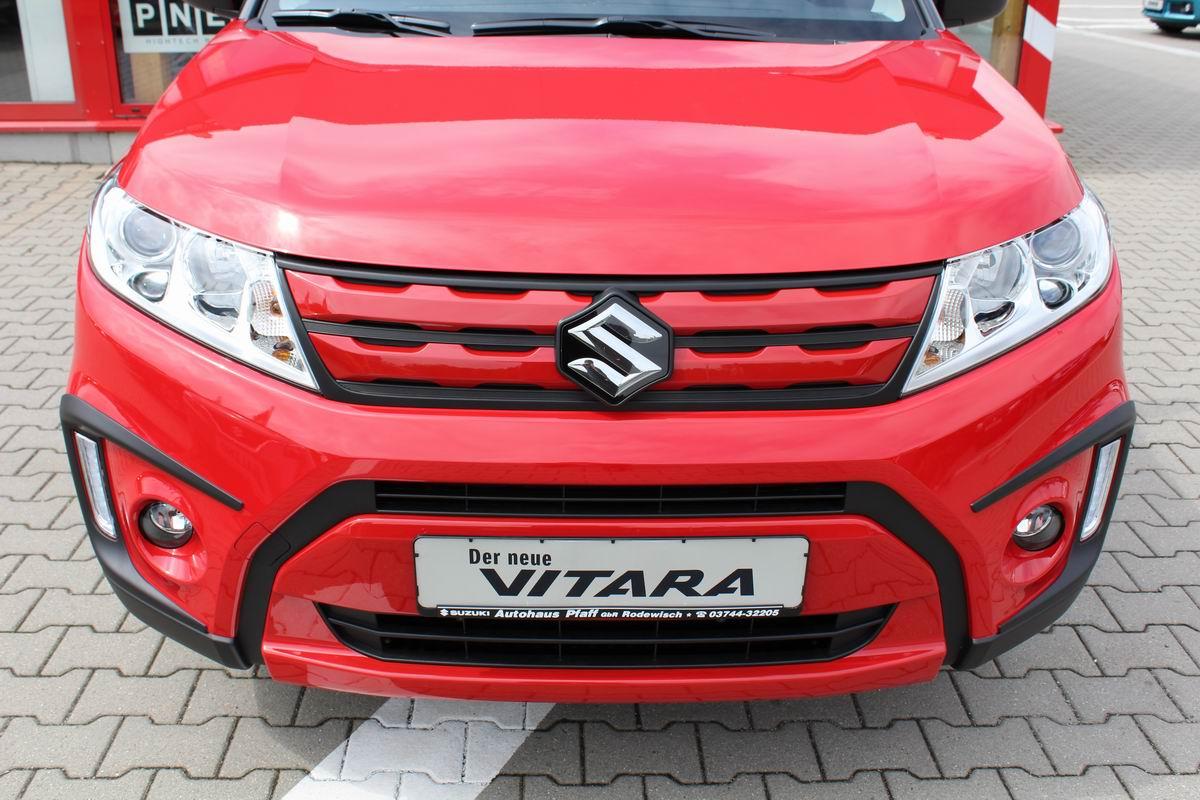 Vitara RED and Black