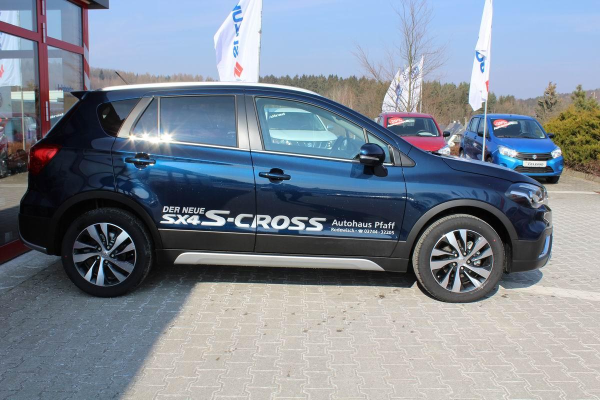 SX4 S-Cross Automatik