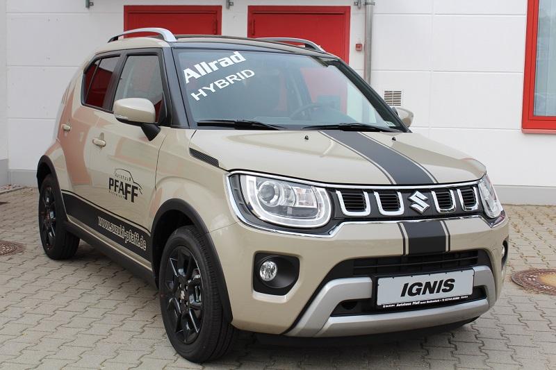 Ignis Facelift 2020