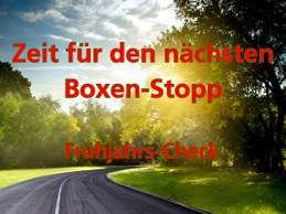 Boxen-Stopp