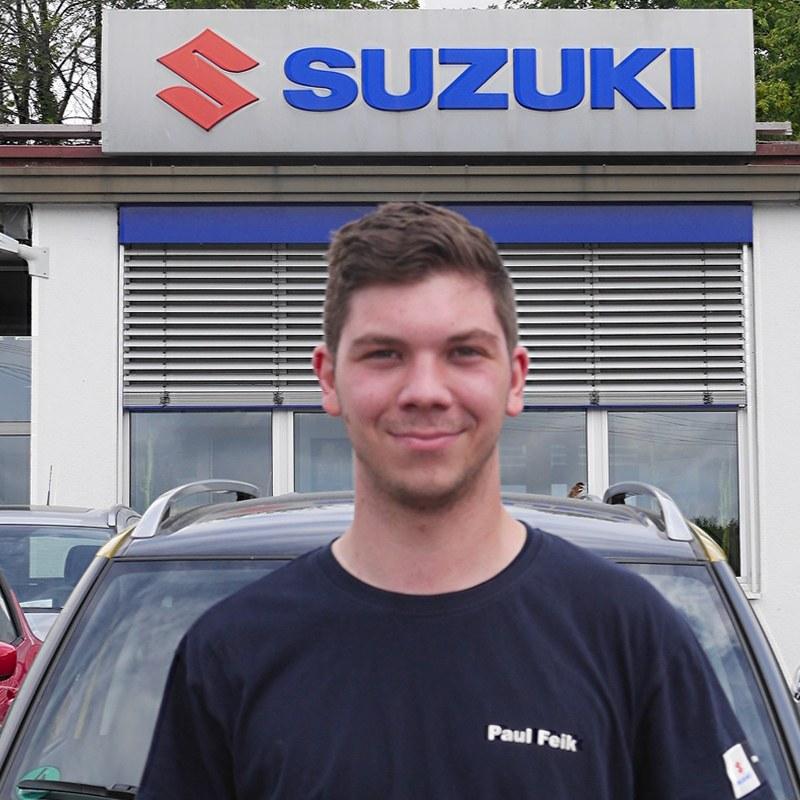 Paul Feik