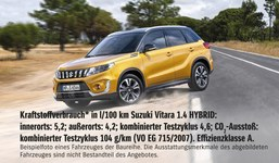 Suzuki Leasingangebote