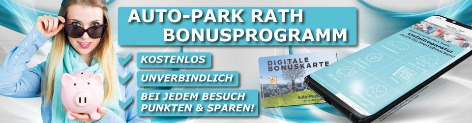 Auto-Park Rath Bonusprogramm