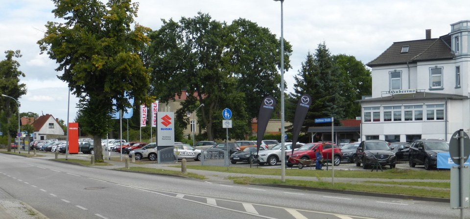 Autohaus Rathenow in Rathenow