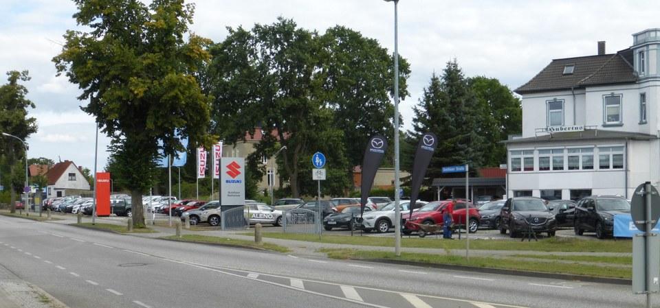 Autohaus Rathenow in Rathenow