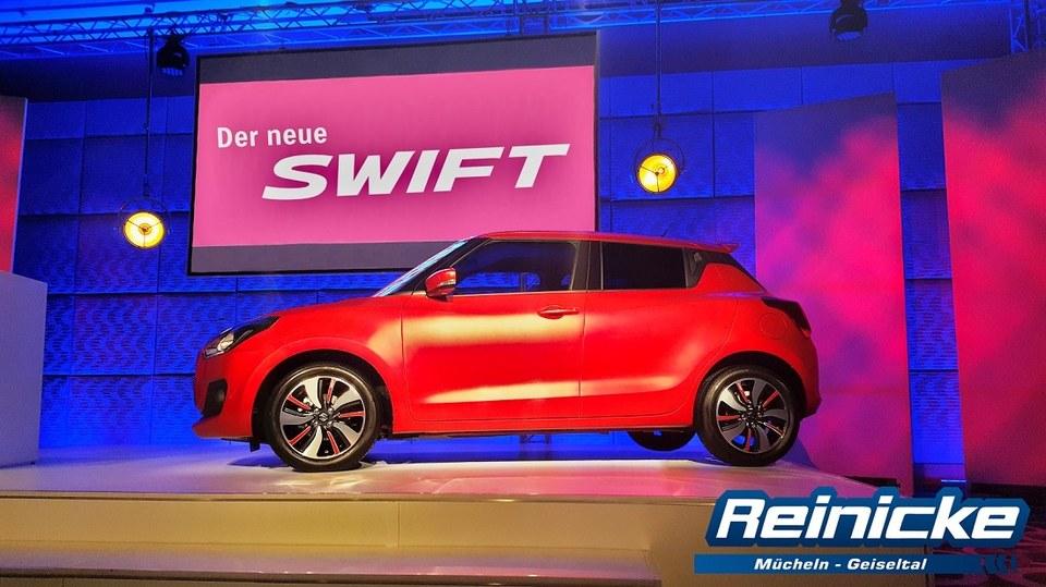 Der neue Suzuki Swift