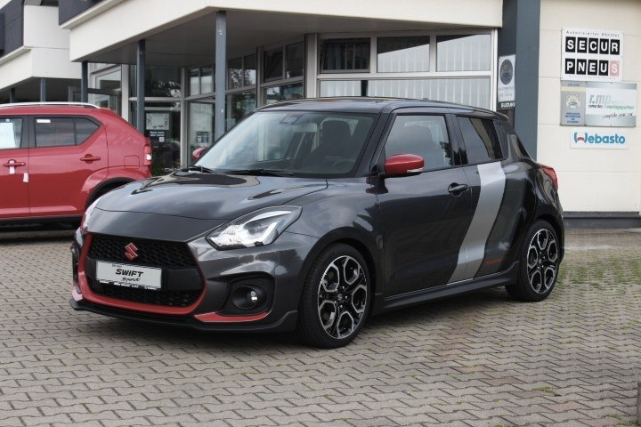Swift Sport Sondermodell